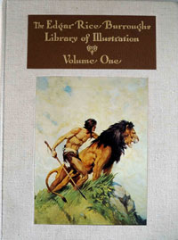 The Edgar Rice Burroughs Library of Illustration (3 Volume set in slipcase) Centennial Edition (Limited Edition)